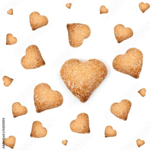 cuoricini biscottini volanti