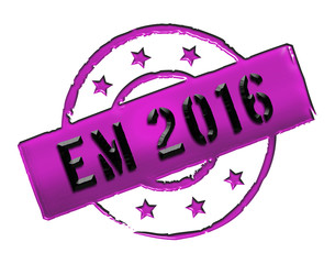 Stamp - EM 2016