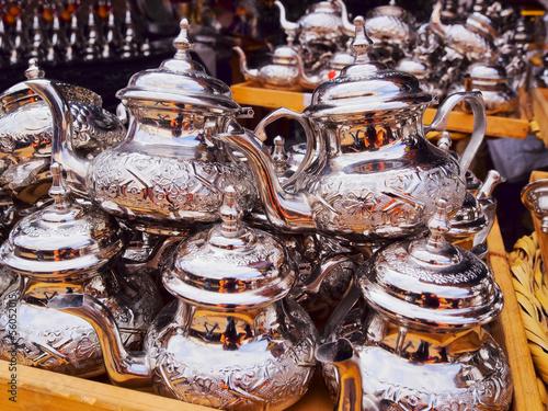 Czajnik marokański w Rabacie