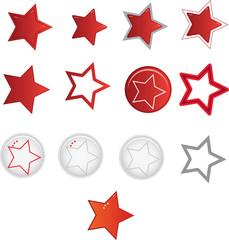 Star shapes