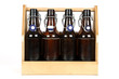Eine kleine Kiste Bier