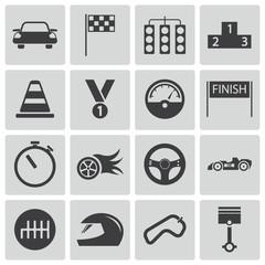 Icons racing