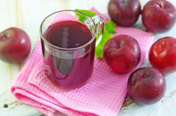 plum juice