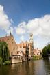 Dijver canal, Brugge