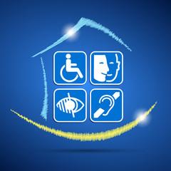 maison solidarité handicap