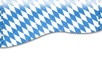 Blau Weiss Muster
