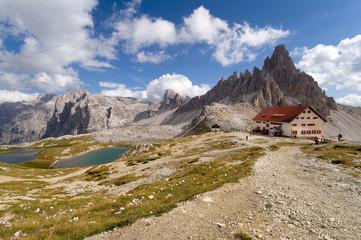 Paternkofel  - Dolomiten - Alpen