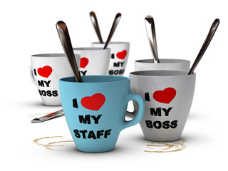 Staff Relations and Motivation, Good boss