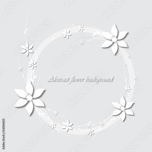 abstract flower background_2