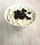 cottage cheese and berry mulberry