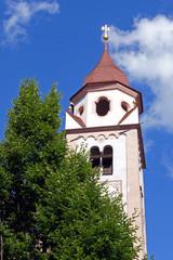 Kirche,Dorf Tirol