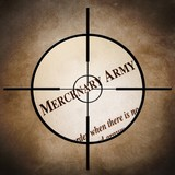 Mercenary army poster