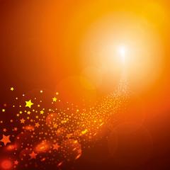 Sternschnuppe, Schweif, Meteorit, Hintergrund, Vorlage, Sterne