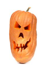 Pumpkin halloween Jack O'Lantern.