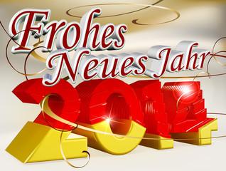 2014 Frohes Neues Jahr