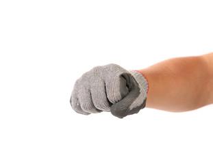Working fist.