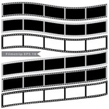 Six piece filmstrip