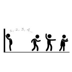 Piktogramm Kind Vektor