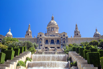 National Art Museum of Catalonia, Barcelona, Spain