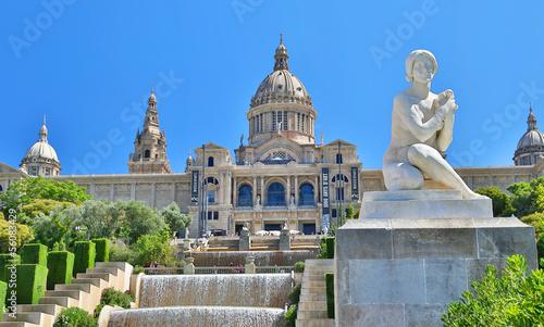 National Art Museum of Catalonia, Barcelona, Spain - 56083429