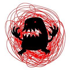 Terror monster