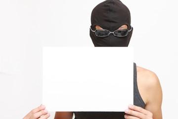 犯罪者からのメッセージ