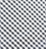 black and white checkered fabric closeup