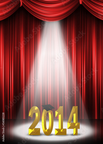 2014 graduation in the spotlight