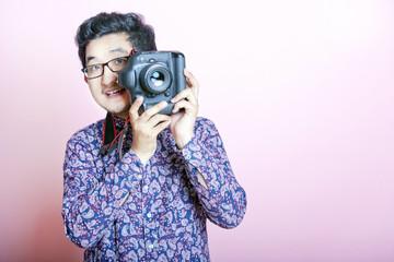 Creative Asian Photographer