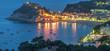 canvas print picture - der beliebte Badeort Tossa de Mar an der Costa Brava