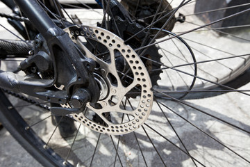 Tire of bicycle