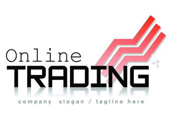 Online Trading Logo