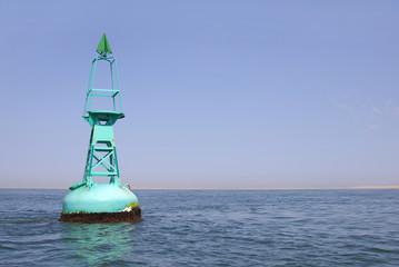 Balise flottante de navigation