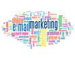 """E-MAIL MARKETING"" Tag Cloud (online social media advertising)"