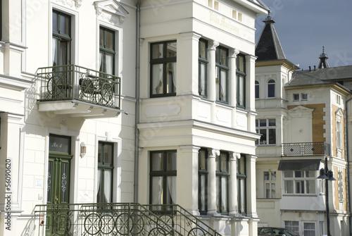 Bäderarchitektur an der Ostsee