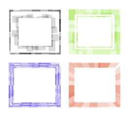 Vector photoframe