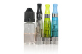 Cartoms of electronic cigarettes and liquid flavour
