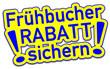Frühbucher Rabatt  #130911-svg14