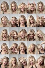 Crazy woman