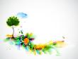 Environmentally concept