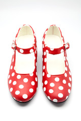 calzado folclore