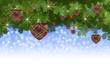Bordüre Weihnachten