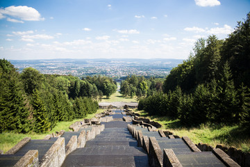 Overlooking Kassel, Germany