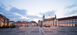 Great Square in Sibiu at dusk