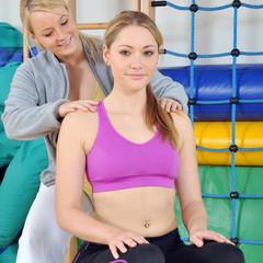 Reha und Pyhsiotherapie in Turnhalle