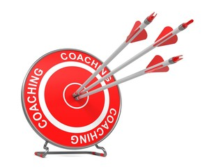 Coaching. Business Background.