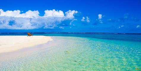 Traum Strand in der Karibik