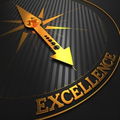 Excellence. Business Background.