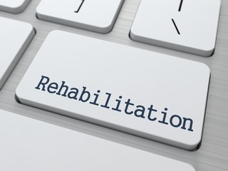 Rehabilitation. Medical Concept.
