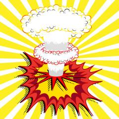 Comic Book Expressions Vector illustration Art